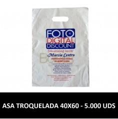 bolsas de plastico tienda