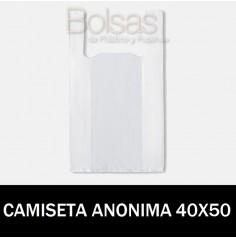 BOLSA CAMISETA ANÓNIMA 40x50
